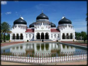 Moschee BAnda Aceh