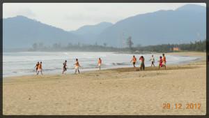 Strand bei Banda Aceh