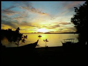 Sonnenuntergang Pulau Weh