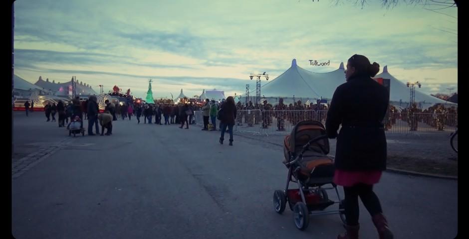 Städtereise mit Baby