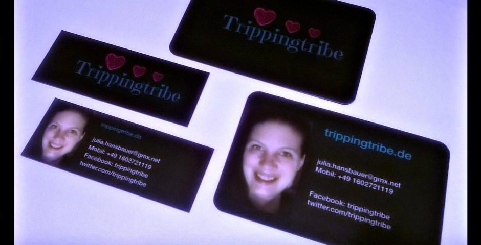 Visitenkarten Trippingtribe