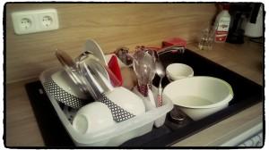 Abwasch erledigt