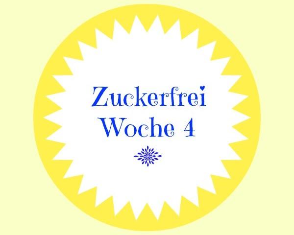 Zuckerfrei Woche 4 Logo
