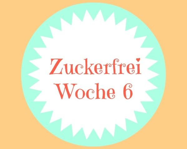 Zuckerfrei Woche 6 Logo
