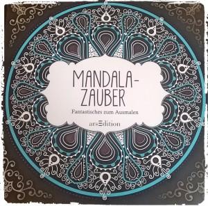Preis des Gewinnspiels - Mandala Book