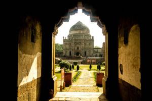 Delhi Tempel