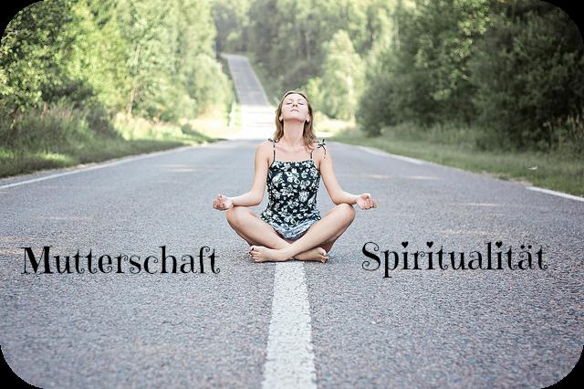 Mutterschaft und Spiritualität Titelbild