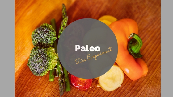 Paleo - Das Experiment Blogtitelbild