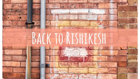 Back To Rishikesh - Titelbild