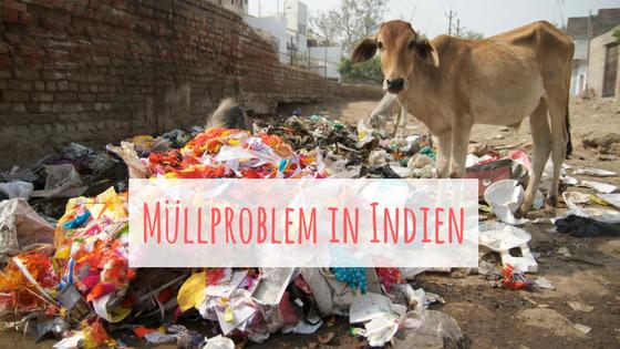Müllproblematik in Indien