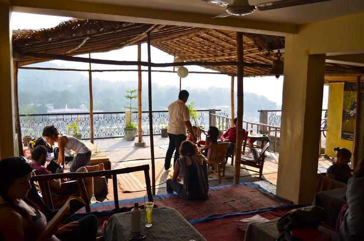 The 60's cafe Rishikesh