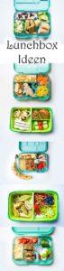 Fantasievolle Lunchboxen