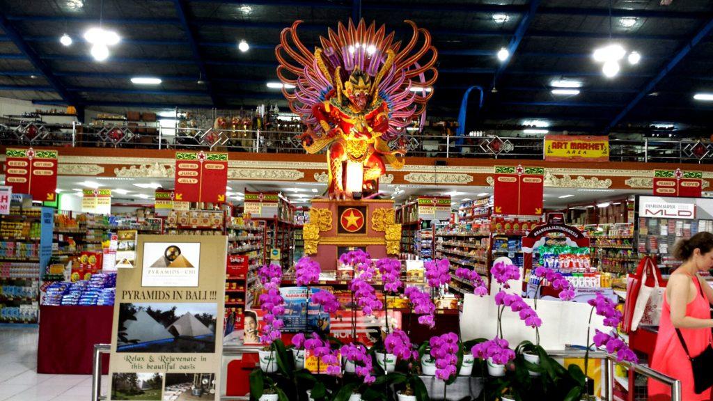 Bintang Supermarkt in Ubud