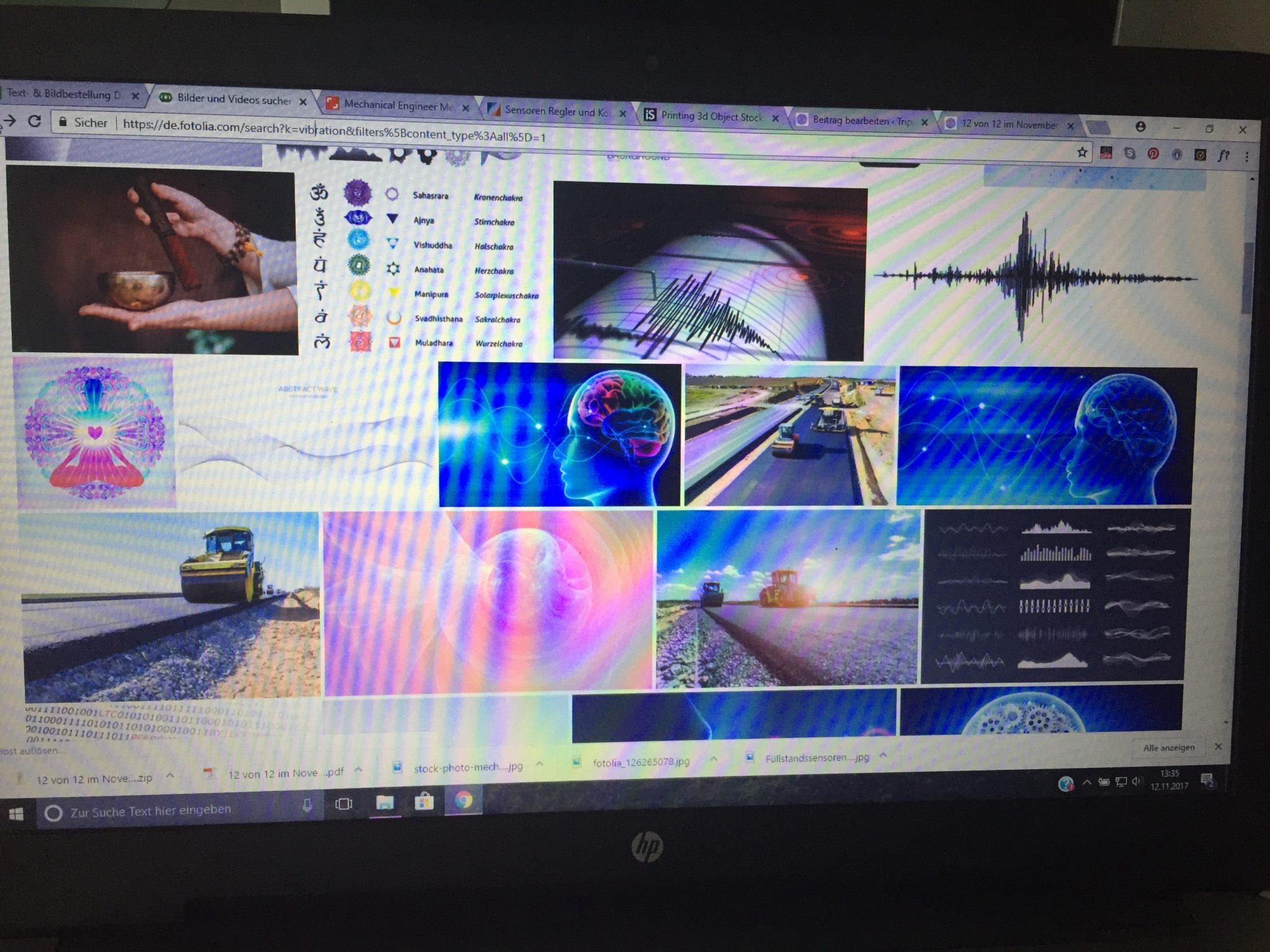 Shutterstock und Fotalia Bildrecherche