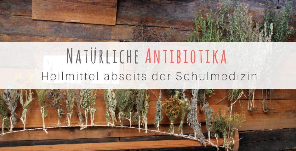 Natürliche Antibiotika - Heilmittel abseits der Schulmedizin