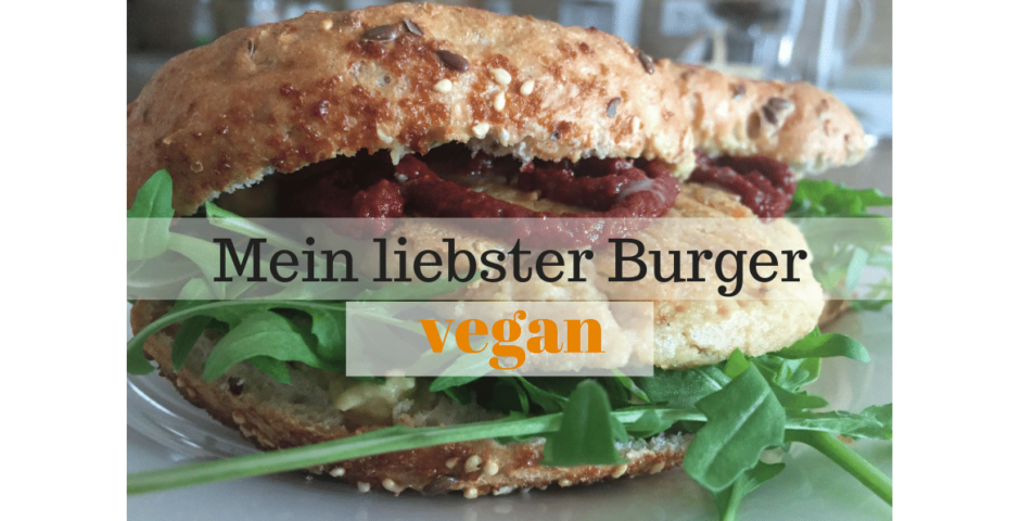 Mein liebster Burger Vegan