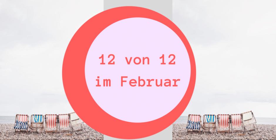 12 von 12 im Februar, das Titelbild