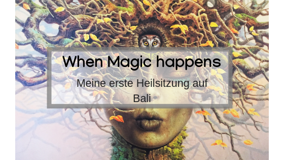 When Magic happens…
